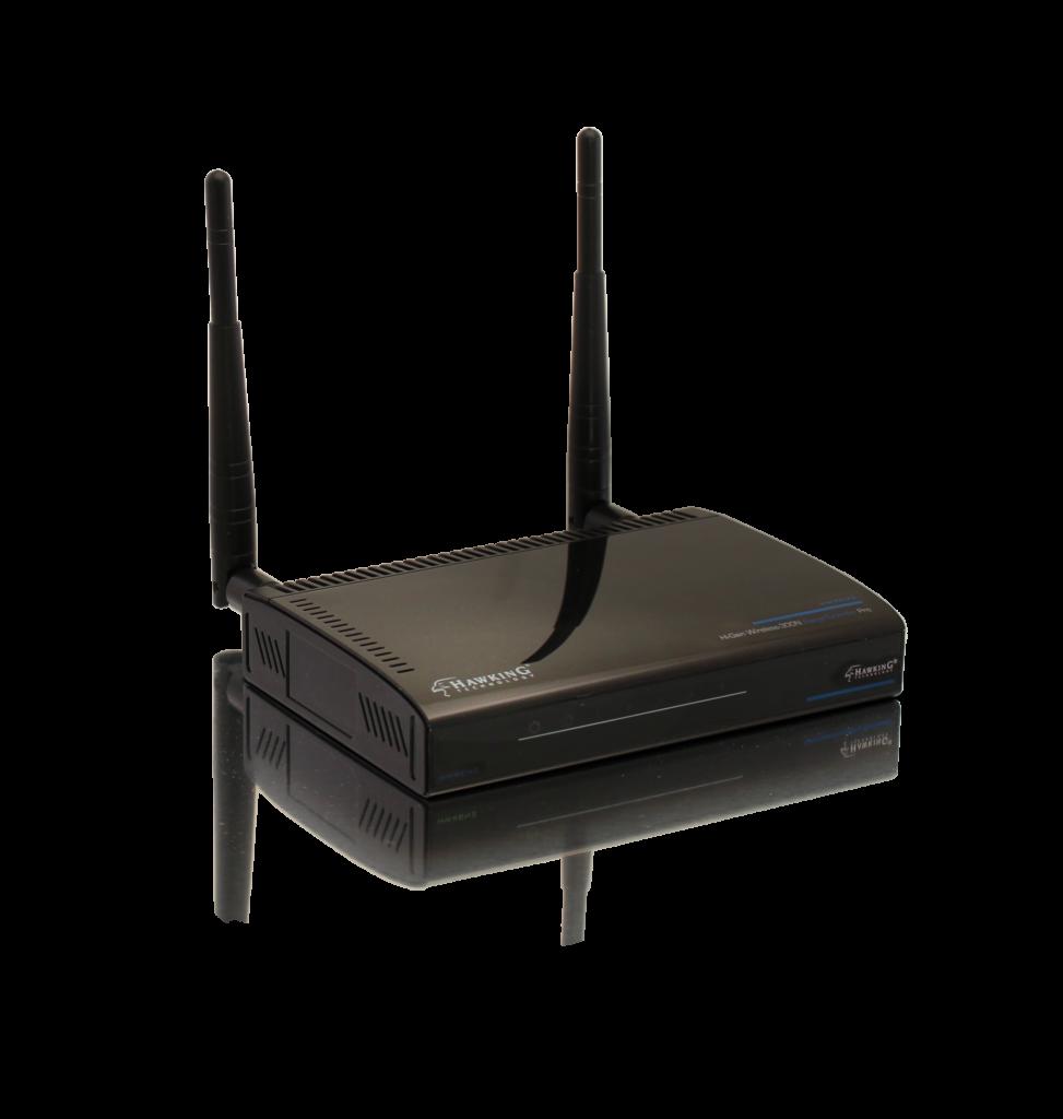 Hawking technology hi-gain wireless-300n multifunction access.