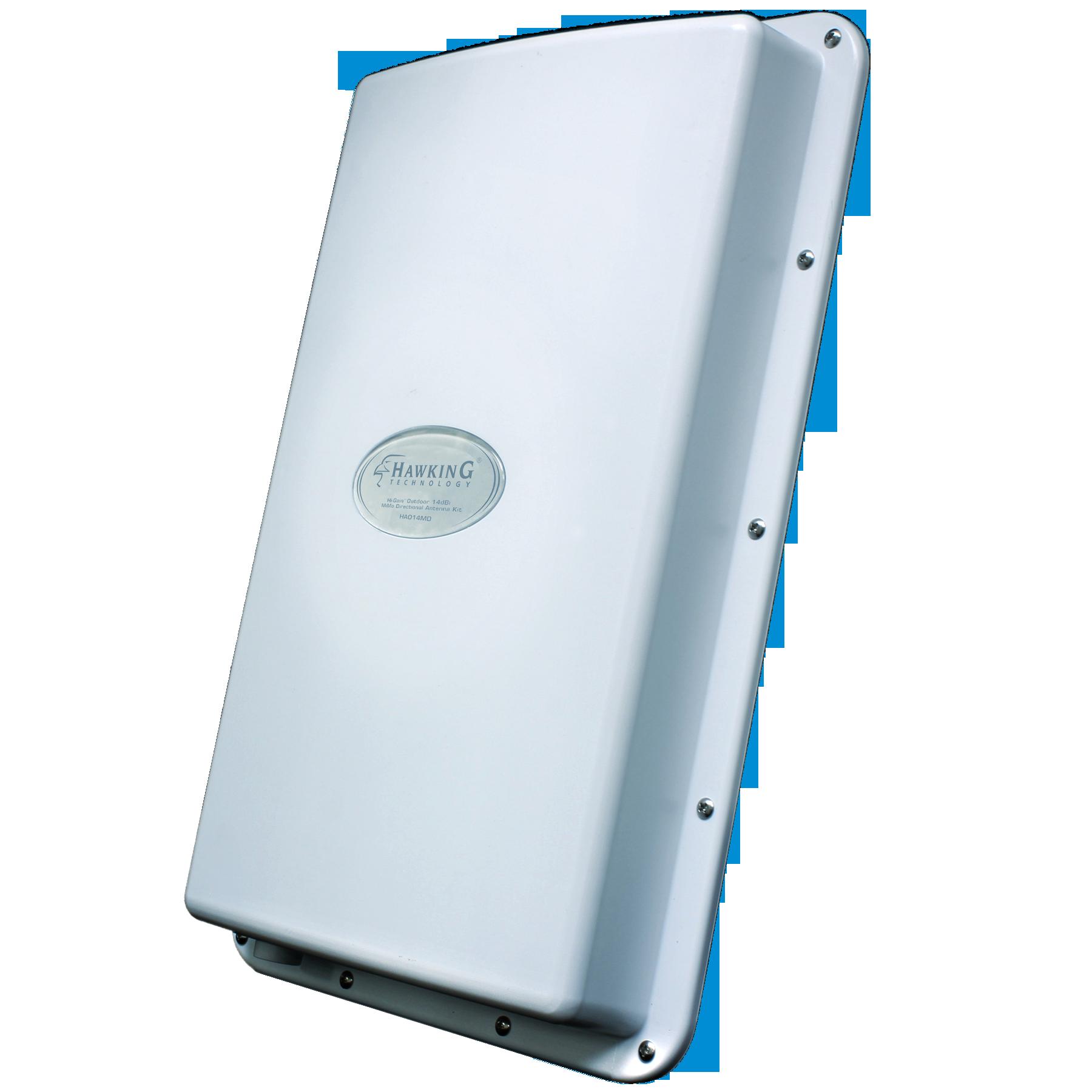 HAO14MD Hawking Technology Hi-Gain Outdoor MiMo Directional 14dBi Antenna Kit